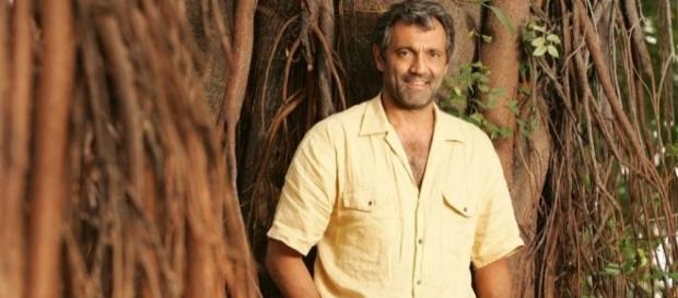 Ator Domingos Montagner está desaparecido após mergulho (Foto: Reprodução)