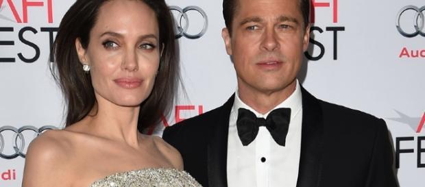 Brad Pitt e Angelina Jolie: Rumores de crise no casamento - Caras - sapo.pt