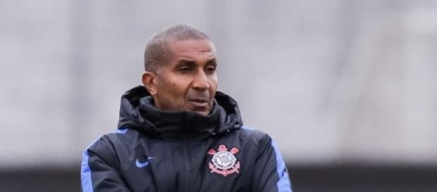 Cristóvão Borges, técnico do Corinthians.