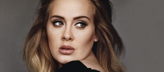 "Der britische Weltstar ""Adele"""