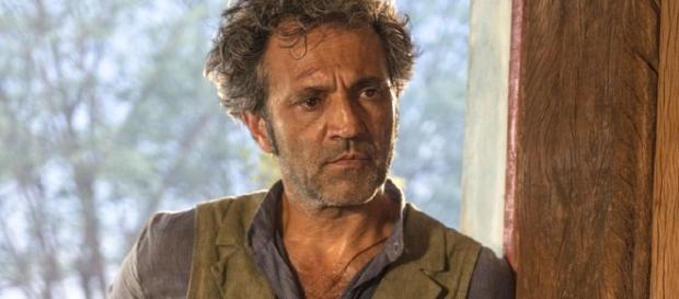 """Domingos Montagner interpreta Santo em """"Velho Chico""""; veja cliques ... - com.br"""