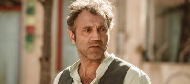 Domingos Montagner interpretava Santo em Velho Chico.