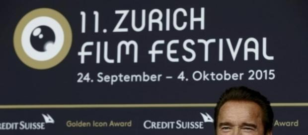 Dopo Schwarzenegger questo anno andrà a Hugh Grant il 'Golden Icon award' del Zurich Film Festival
