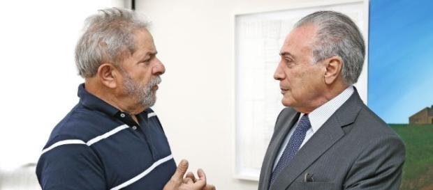 Para governo, denúncia contra Lula deve enfraquecer manifestações contra Temer. (Foto: Ricardo Stuckert / Instituto Lula)