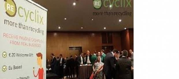 Presentazione dell'azienda Recyclix.