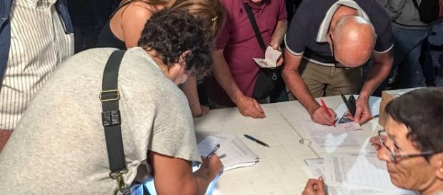 Raccolta firme contro l'impianto Ama Tmb di via Salaria 981