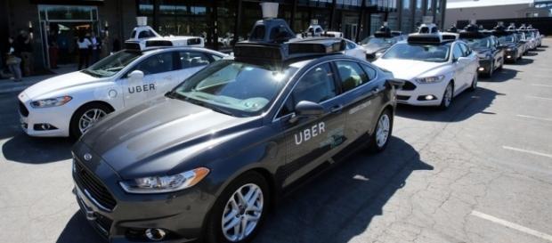 SIC Notícias | Uber lança serviço de transporte com carros sem ... - sapo.pt