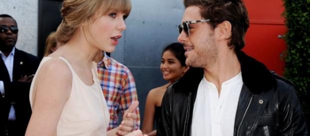 Taylor Swift und Zac Efron bei der Lorax Premiere