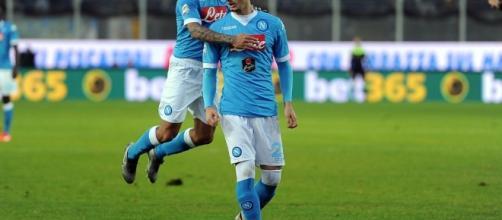 29 MEGA FOTO D'AUTORE DAL CAMPO IN HD - Frosinone-Napoli 1-5 in ... - napolimagazine.com