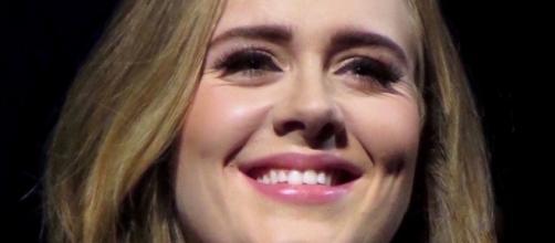 Adele weight loss wows. Wikimedia user Marc E.