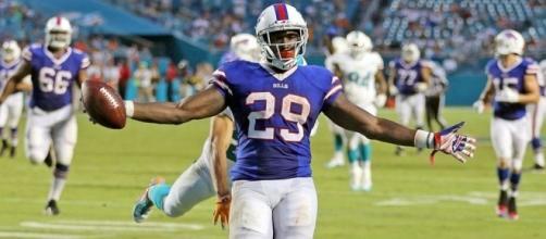 Bills rookie RB Karlos Williams continues to make NFL history ... - foxsports.com