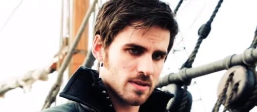 Colin O'Donoghue as Hook in 'Once Upon A Time' - Photo via MissCatherinePierce/Photo Screencap via ABC/YouTube.com