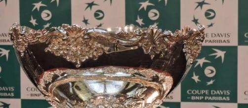 """Coppa Davis, l'ambita """"insalatiera"""""""
