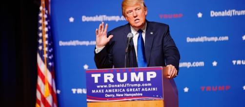 Donald Trump, candidato repubblicano alla presidenza degli Usa