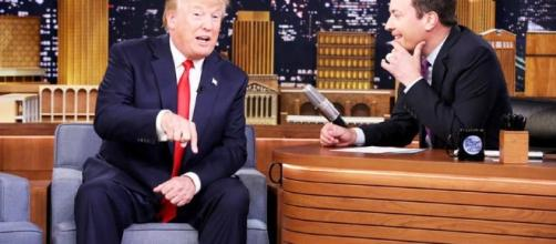 "Donald Trump Set To Appear On ""The Tonight Show"" With Jimmy Fallon ... - lockerdome.com"