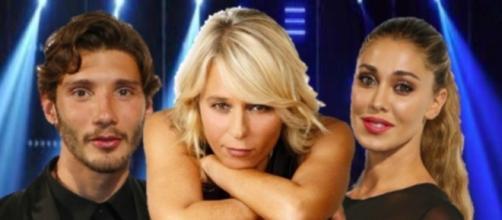 Gossip: Maria De Filippi rimette insieme Stefano De Martino e Belen Rodriguez?