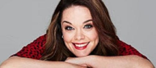 """""""Lisa Riley reveals how she has now lost 10 stone just before turning 40 - without giving up partying"""" Youtube Celebrity News"""