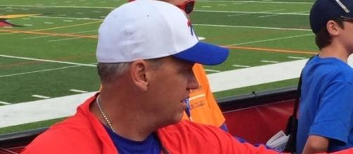 Rex Ryan at training camp with the Buffalo Bills in 2015. Photo c/o Wikimedia Commons.