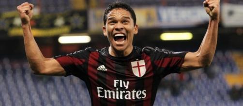 Voti Sampdoria-Milan Gazzetta dello Sport Fantacalcio serie A: Carlos Bacca - foto eurosport.com