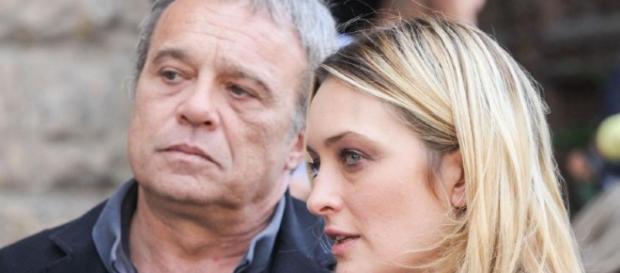 """Claudio Amendola e Carolina Crescentini, protagonisti di """"Lampedusa dall'orizzonte in poi"""""""