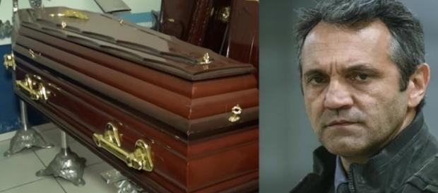 Detalhes do enterro de Domingos Montagner