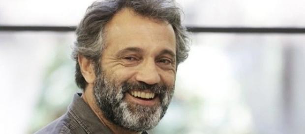 Domingos Montagner, ator global que morreu afogado nas águas do Rio São Francisco.