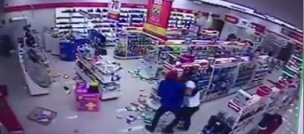 Guarda municipal a paisana percebeu que arma era de brinquedo