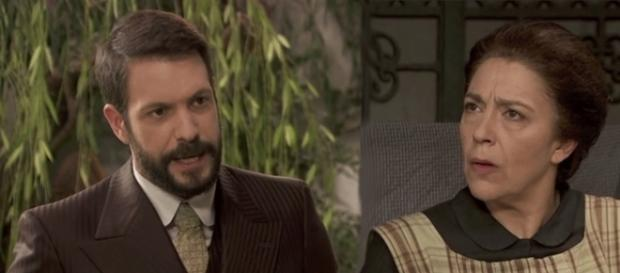 Il Segreto, trama puntata 1141: Severo minaccia Francisca