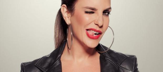 Ivete Sangalo foi entrevistada por Danilo Gentilli
