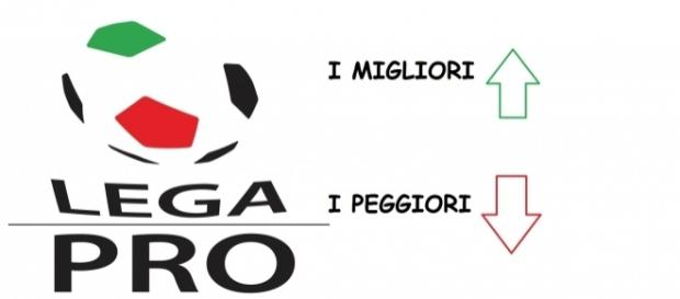 Le differenze nella classifica del girone C di Lega Pro.
