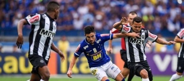 O clássico Cruzeiro x Atlético é a principal atração do domingo, dia 18 de setembro.