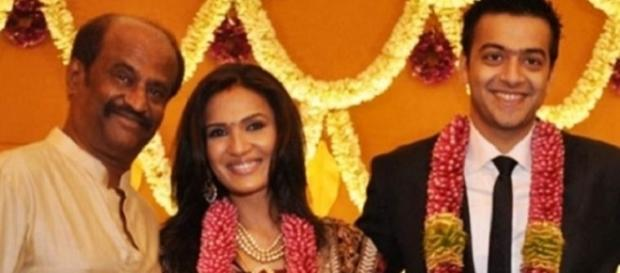 Rajinikanth's daughter Soundarya files for divorce (Youtube screengrab)