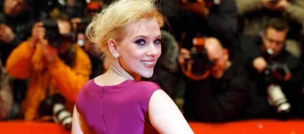 Scarlett Johansson al Toronto Film Festival