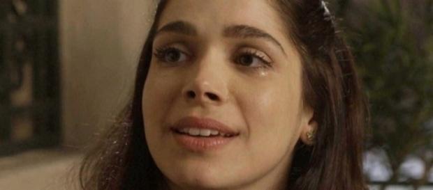 Shirlei é rejeitada pela mãe de Felipe (Divulgação/Globo)