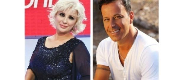 Tina Cipollari e Chicco Nalli: un litigio molto acceso