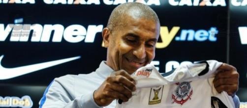 Cristóvão Borges, ex-técnico do Corinthians