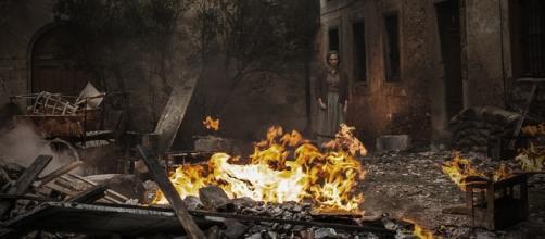 Fotograma de la película Gernika Koldo Serra/ Arritz Ateca