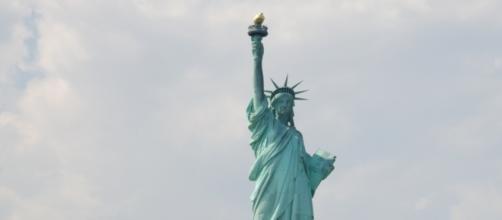 La Statua della Libertà, uno dei simboli di New York