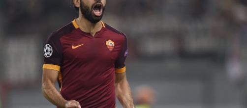 Egypt's Salah scores Roma's fastest ever goal in ... - org.eg