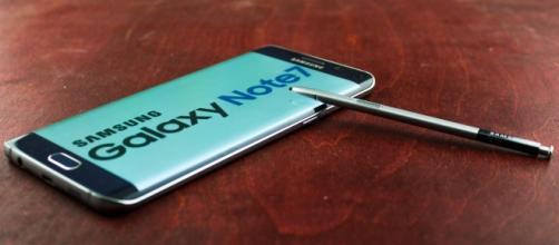 Samsung Galaxy Note7. Nuovo modello di punta di Samsung