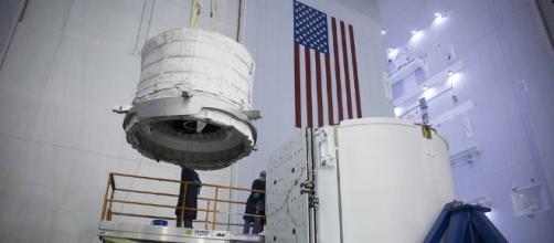 SpaceX Dragon Rockets to the Space Station   NASA - nasa.gov