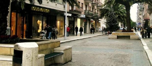 """Addio alla """"vecchia"""" via Sparano a Bari"""