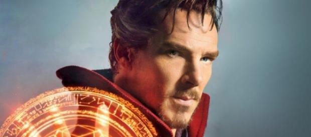 El actor británico aparecerá en Vengadores: Infinity War como Doctor Strange