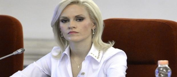 Gabriela Firea, primar al Bucureștiului, supărată foc