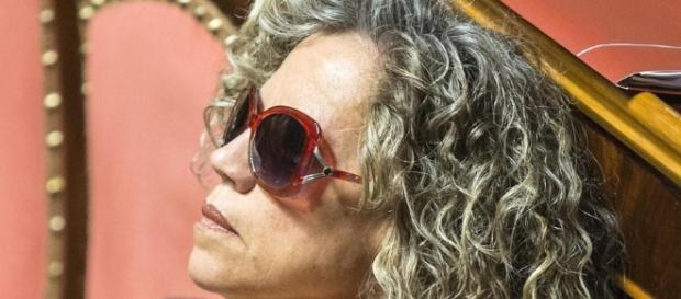 Monica Cirinnà, senatrice del PD, promotrice della legge sulle Unioni Civili