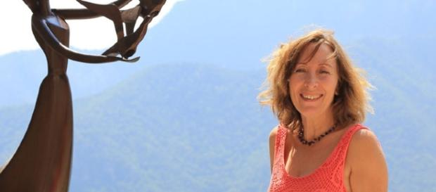 """Monique, 54 ans, candidate de """"L'amour est dans le pré"""""""