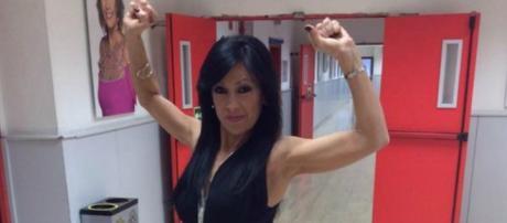 Maite es una de las elegidas para formar parte del contra club