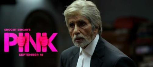 Amitabh Bachchan Pink Movie Review Rating (4/5) Public Talk ... - pressks.com
