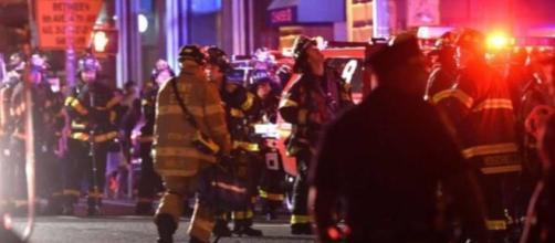 Esplode bomba a New York: circa 30 i feriti.