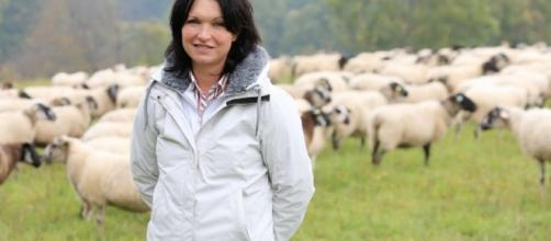 Julie, 40 ans, éleveuse de moutons et candidate de L'amour est dans le pré